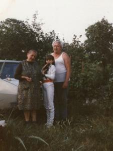 Apai Nagyszülőkkel